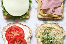 Bread, Pizza, Galette, Pasta, Risotto / by Irina Stiles