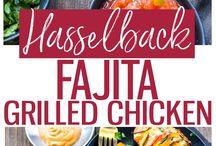 Chicken / Recipe and food ideas using chicken