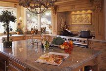 Kitchen design / by Kimberly Haug