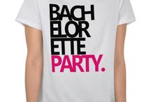 Bachelorette and Bachelor Party Stuff / Bachelorette and Bachelor Party T-shirts, buttons, bachelorette party invitations, mugs, bachelorette party favors, and other fun stuff for the bachelorette and bachelor party!