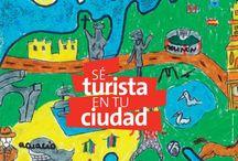 Día Mundial del Turismo en Gijón / ¡Sé turista en tu ciudad! Para conmemorar el Día Mundial del Turismo, viernes 27 de septiembre, Gijón Turismo ha organizado una serie de actividades para gijoneses y visitantes / by Gijón Turismo