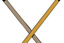 dessin de hockey