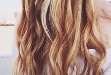 Balayage, Sombre & Ombre / Balayage - A French hair color technique that creates soft, natural-looking sun-kissed highlights.