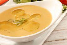 Bruce's Yams Soups / Yummy sweet potato based soups by Bruce's Yams.