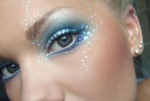 make up fasching