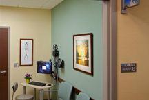 Desain interior : hospital