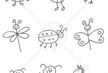 Kreslení a omalovánky