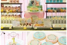 Charley's 2nd Birthday Party Ideas