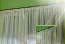 Cortinas y cortinados