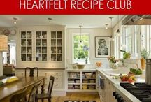 HEARTFELT RECIPE CLUB / Pin Your Recipe |  Food & Friendship | View Recipes!  | Share Your Recipe! | Swap Your Recipe!     / by DBE Community Outreach