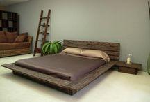Кровати...