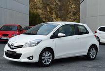 Toyota Yaris d4d Active 90cv 3p.2013....8500 euros