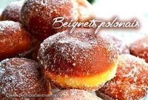beignets polonais