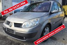 RENAULT SCENIC 1.9 DCI LUXE DYNAMIQUE € 3'490'00