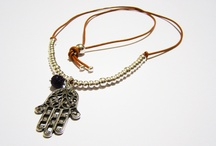 Necklaces - spring/summer 2013