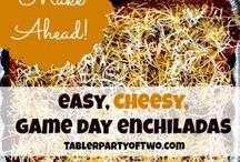 Game Day Inspiration Designed