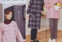 Couture, tuto gratuit tenues d'intérieur, robe de chambre , ,pyjama..