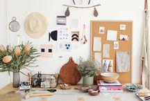 Office Space / by Jenni Kayne