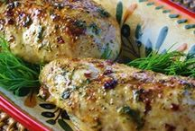 Baked chicken breasts