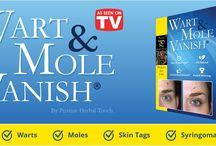 Wart & Mole Vanish