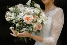 Our works: Bouquet / Non solo è l'accessorio più importante della sposa, a volte per noi è l'ispirazione per costruire tutto il mood del vostro matrimonio.