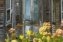 Old homes / by Linda Smotherman