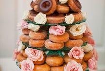 свадьба candy bar