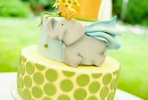 ELEPHANT PARTY/BABYSHOWER / PARTY IDEAS