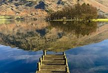 Best of Ullswater / Ullswater is the tranquil North East corner of the Lake District and commands beautiful views all year round, enjoy.