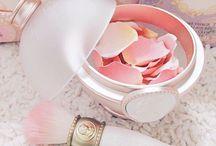 Blush / #blush #makeup #chanel #guerlain #toofaced #essence #ysl