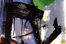 Franz Kline-Abstract Expressionism; New York School, (US, 1910-1962)
