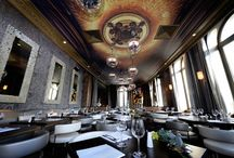 Luxurious restaurants