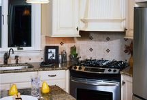 Corner Hood Kitchen Design | Blue Bell PA / Corner Hood Kitchen Design | Blue Bell PA