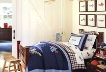 Hunter's Big Boy Room