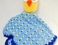 crochet: baby/kids / by Erin Apodaca