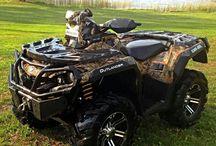 Hunting Vehicles