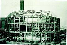 Throwback Thursday #TBT / Timber Frame Architectural History goes way back! / by Woodhouse Timber Frame
