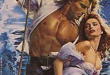 Old Romance Novel Covers