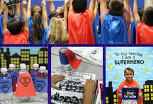 Classroom Decor and Ideas