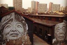 Street art / by Romeu Cascais