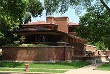 Robie House_Frank Lloyd Wright