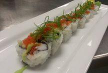 Sushi at the Grille / Sushi at the Grille at Bear Creek.