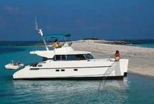 Motor Yacht for Charter