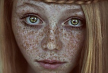 visages extraordinaires / by Baba Cool