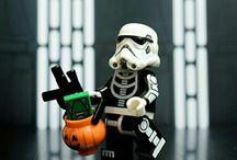 Lego Halloween inspiration