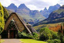 SuidAfrika My land van melk en heuning