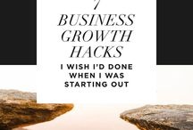 Business Building Goodness / Tips, tricks, and templates for growing your business x