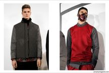 ROCHAMBEAU A/W 2014 / Men's Autumn/Winter presentation.