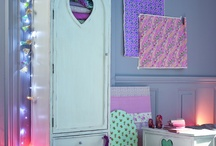 Interior Design: Girl's Bedroom