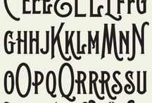 typeface vintage